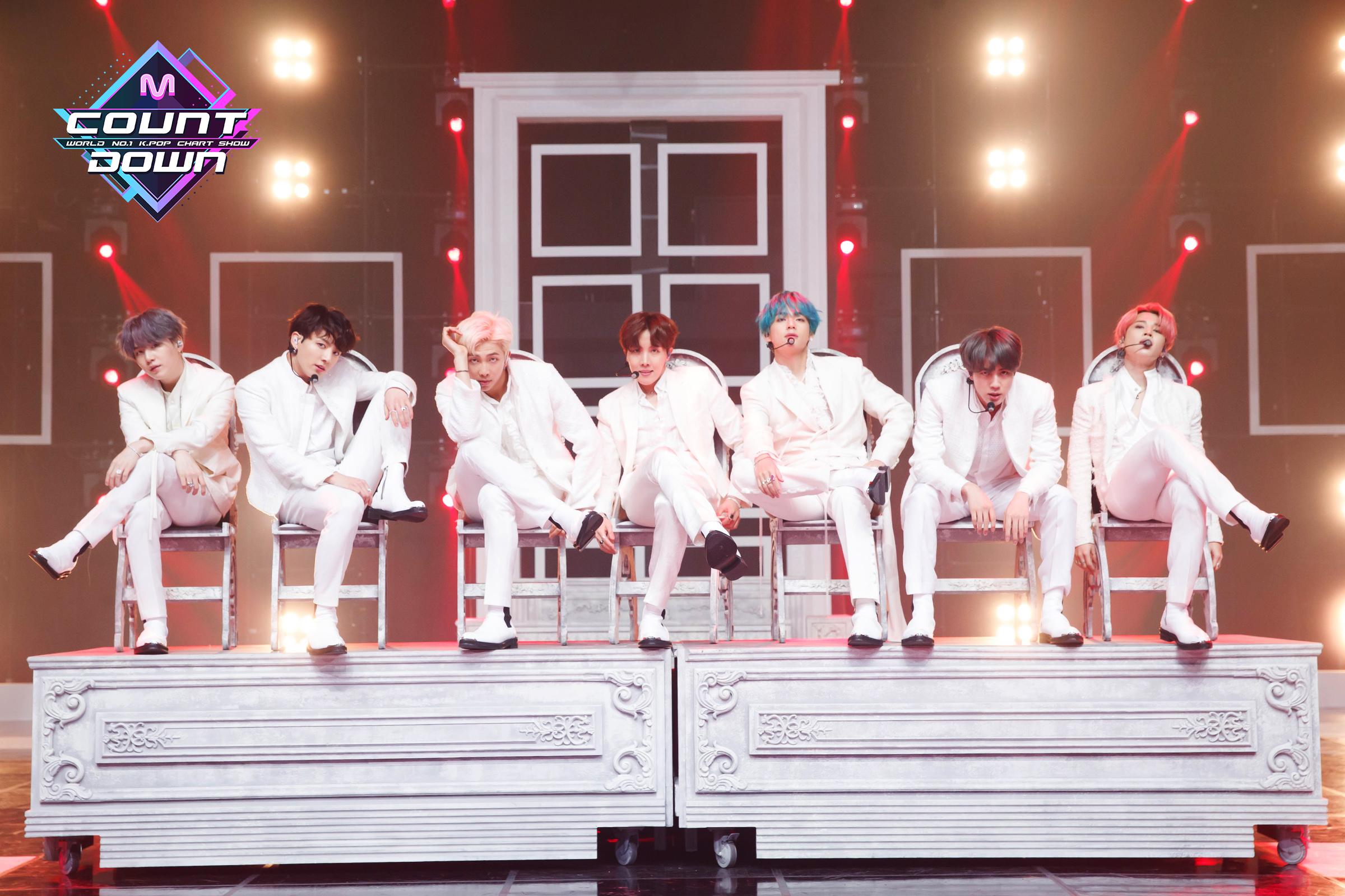 アジア最大級のK-POPチャートショー「M COUNTDOWN」10月よりスカパー!オンデマンドで販売開始