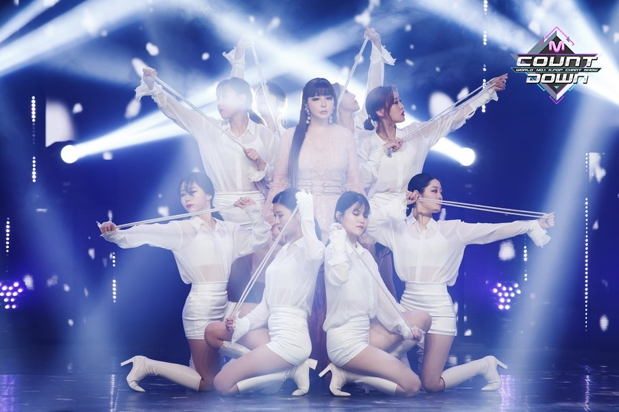 <span>[MCD 611回] パク・ボム (feat.ウンジ of Brave Girls)</span>