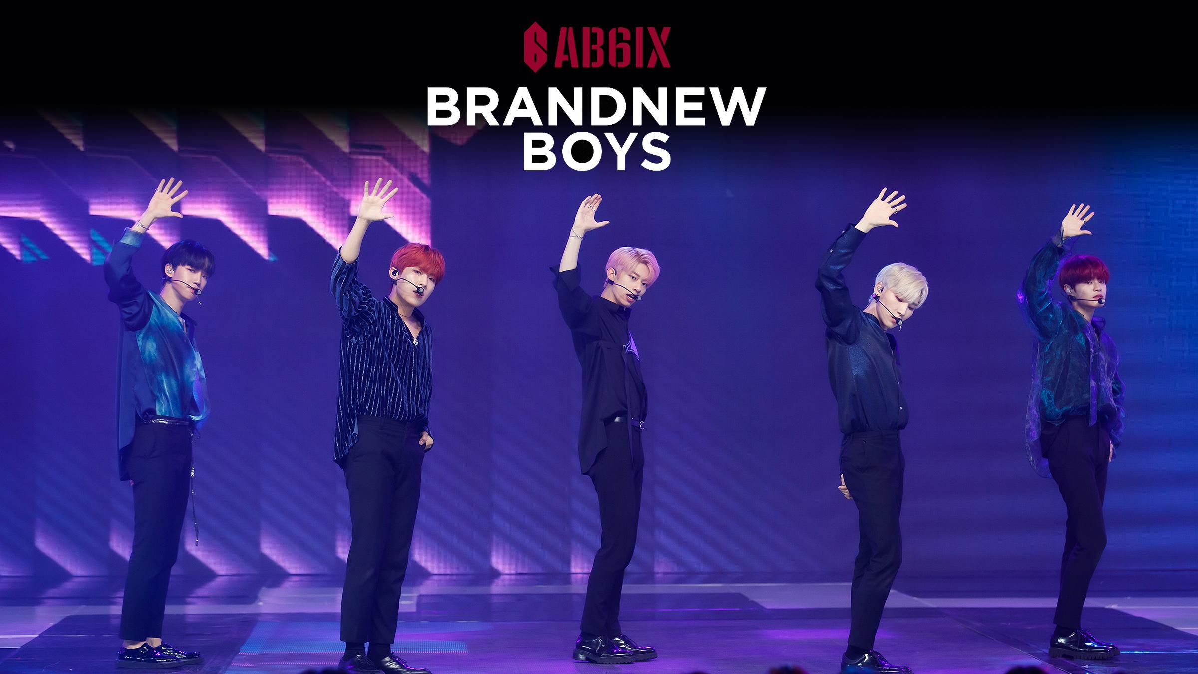 <span>★第1位 886票獲得 「BRANDNEWBOYS~AB6IX 完全体デビュー密着リアリティー~」</span>