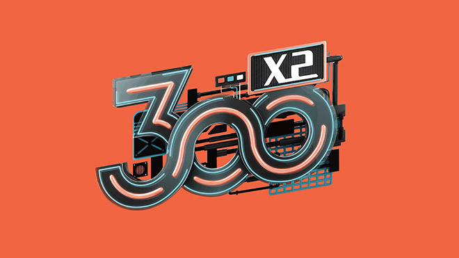300 X2