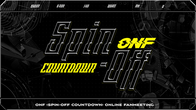 2020 ONF <SPIN-OFF COUNTDOWN> FANMEETING