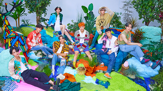 ATEEZ SUMMER VACATION CAMP -Dreamers-